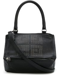 Givenchy - Embellished Pandora Bag - Lyst