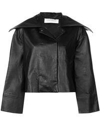 Marina Moscone - Boxy Jacket - Lyst