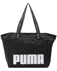 PUMA - Sport Tote Bag - Lyst