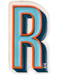 Anya Hindmarch - 'r' Sticker - Lyst