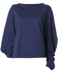 Societe Anonyme - Puff Sleeve Top - Lyst