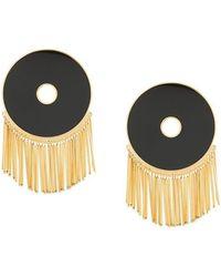 Monica Sordo - Maxi Round Earrings - Lyst