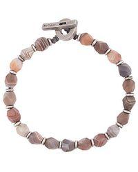M. Cohen - Stone Link Bracelet - Lyst