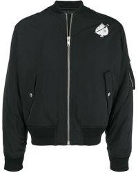28324eef0af Givenchy - Logo Bomber Jacket - Lyst
