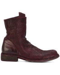 Officine Creative - Legrand Boots - Lyst