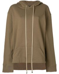 Unconditional - Oversized Drawstring Hoodie - Lyst