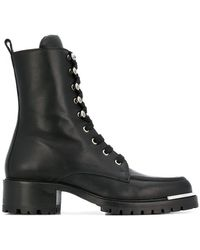 Barbara Bui - Lace-up Boots - Lyst