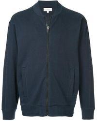 Calvin Klein - Zipped Track Jacket - Lyst