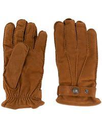 Lardini - Handschuhe aus Gamsleder - Lyst