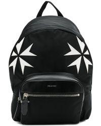 Neil Barrett - Logo Backpack - Lyst