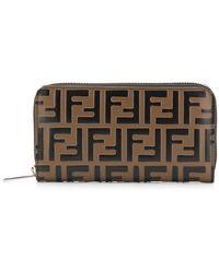 Fendi - Ff Logo Wallet - Lyst