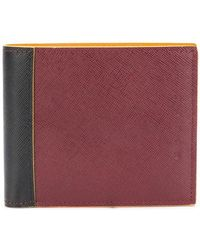 Marni - Textured Wallet - Lyst