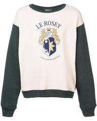 Enfants Riches Deprimes - Le Rosey Sweatshirt - Lyst