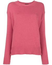 Etro - Knitted Jumper - Lyst