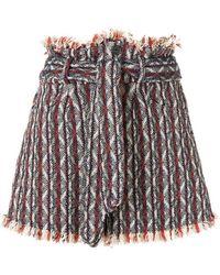 IRO - Vanity Shorts - Lyst