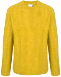 Wooyoungmi - Crew Neck Sweater - Lyst