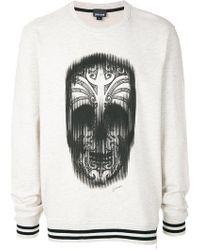 Just Cavalli | Printed Sweatshirt | Lyst