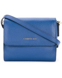 Cerruti 1881 | Fold Over Cross Body Bag | Lyst