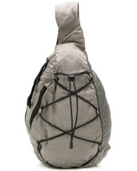 C P Company - One Shoulder Backpack - Lyst