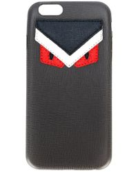 Fendi - Bag Bugs Iphone 6 Case - Lyst