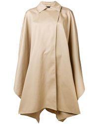 Givenchy - Classic Midi Cape - Lyst