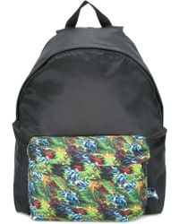 Fefe - Tropical Print Backpack - Lyst