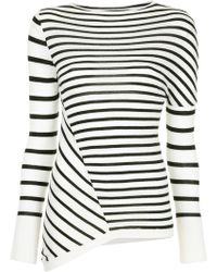Kitx - Street Stripe Knit Top - Lyst
