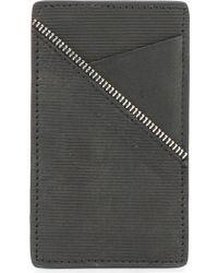 South Lane - Zip Trim Cardholder - Lyst