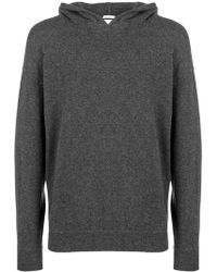 Massimo Alba - Cashmere Hooded Jumper - Lyst