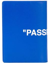 Off-White c/o Virgil Abloh - Passport Quote Wallet - Lyst