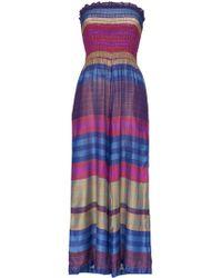 A Peace Treaty - Capira Stripe Jumpsuit - Lyst