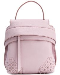 Tod's | Wave Backpack Mini | Lyst
