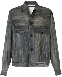 Song For The Mute Denim Jacket