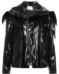 A.F.Vandevorst - Exaggerated Collar Jacket - Lyst
