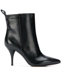 L'Autre Chose - Pointed Ankle Boots - Lyst