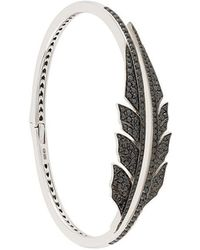 Stephen Webster | Open Diamond Feather Bracelet | Lyst