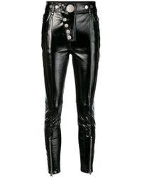 Alexander Wang - High Waist Trousers - Lyst