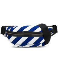KENZO | Striped Shoulder Bag | Lyst