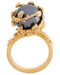 Kasun - Fairytale Gold Pearl Ring - Lyst