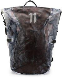 Boris Bidjan Saberi 11 - Distressed Stained Style Backpack - Lyst