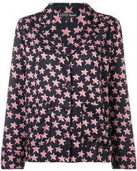 Love Stories - Star Print Pyjama Top - Lyst