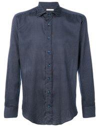 Etro - Classic Shirt - Lyst