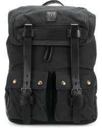 Belstaff - Multi-pocket Backpack - Lyst