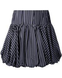 Monse - Striped Skirt - Lyst