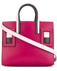 Marni - Geometric Embellished Tote Bag - Lyst
