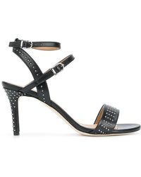 Marc Ellis - Studded Buckled Sandals - Lyst