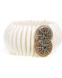 Camila Klein - Embellished Resin Bracelet - Lyst