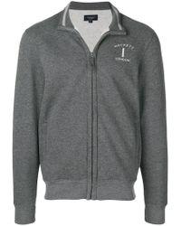 Hackett - Zipped Sweatshirt - Lyst
