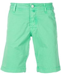 Jacob Cohen - Fitted Chino Shorts - Lyst