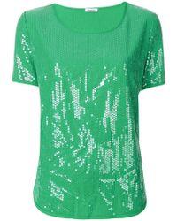 P.A.R.O.S.H. - T-shirt 'Plotter' - Lyst